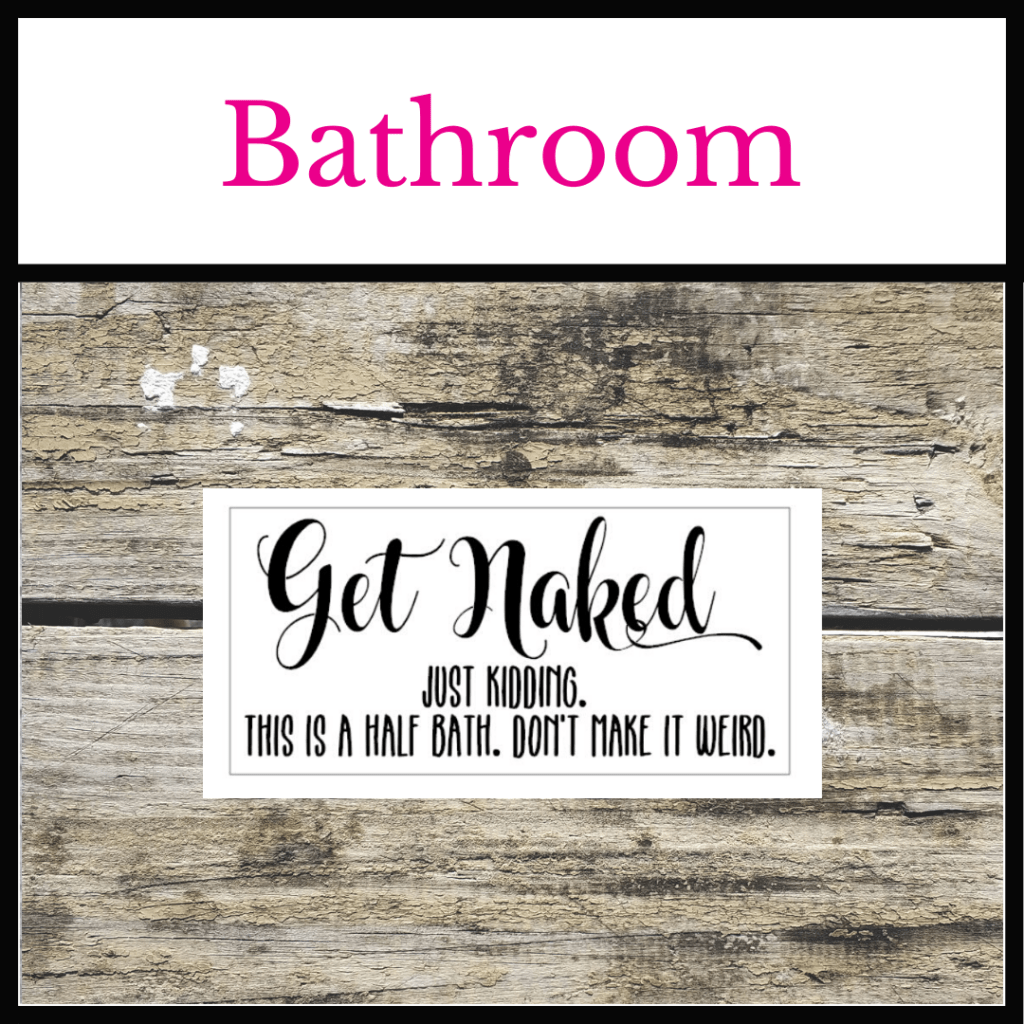 #twiddlebugdesigns #bathroomsign #homedecor #oviedo #shoplocaloviedo