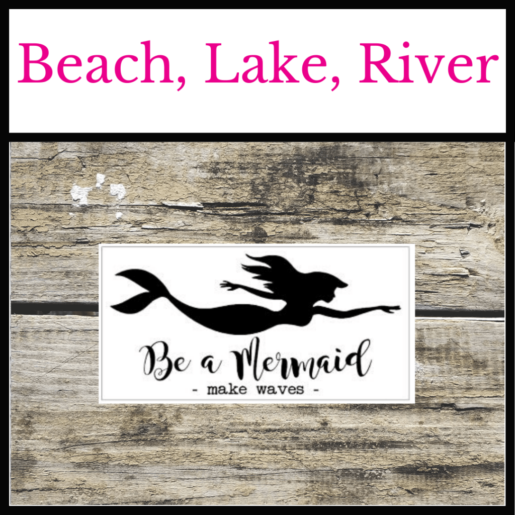 #twiddlebugdesigns #beach #river #lake #beachsigns #riversigns #lakesigns #oviedo #shoplocaloviedo